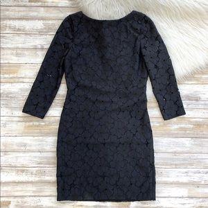 Diane Von Furstenberg Sarita Floral Lace Dress